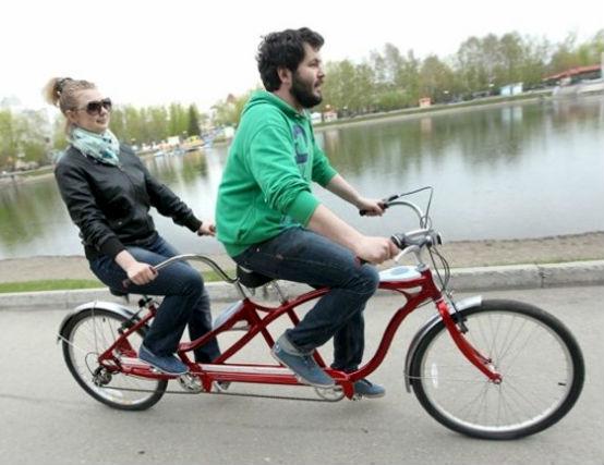 незрячі велосипедисти тернопіль