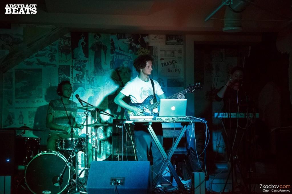 музичний гурт Tik Tu тернопіль live looping