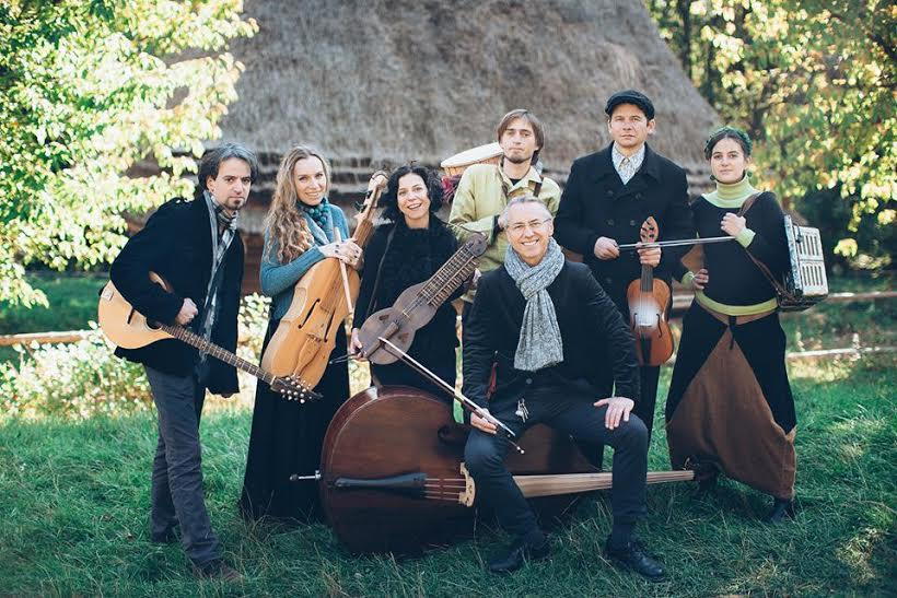 «Burdon Folk Band»