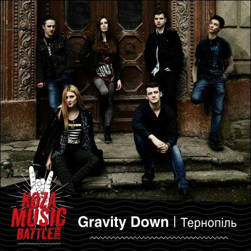 Gravity down