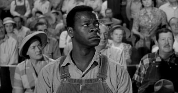 """Кадр з фільму """"Вбити пересмішника"""" (1962)"""