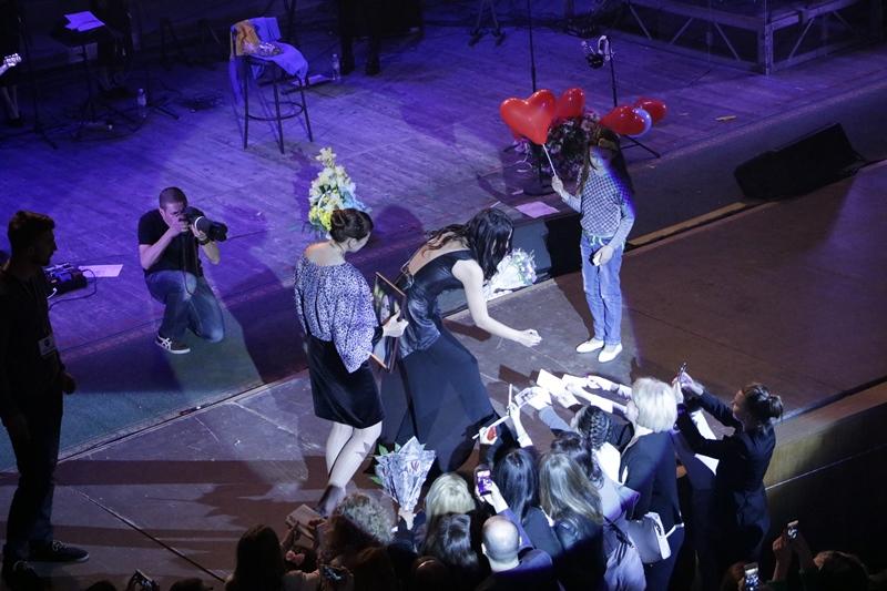 У Тернополі відбувся концерт Джамали